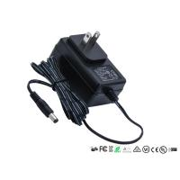 Buy cheap 24V 12V  9V 2A Universal Power Adapter 18W DC 5.5 X 2.1mm 110V US Plug product
