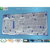 Buy cheap Single Layer PET Flex Circuit Board Carbon Paste For Toy Game Player Membrane Switch product