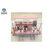 Buy cheap Tractor Mounted Vegetable Planter Machine / Vegetable Farming Equipment 7.5 Hp product