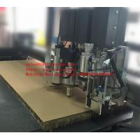 China Styro EVA PS EPE Foam Board Sign Flatbed Digital Knife Cutting Machine on sale