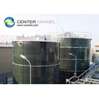 Buy cheap Glass Fused To Steel Process Tanks For Wastewater Treatment Plant Industrial Process Equipment product