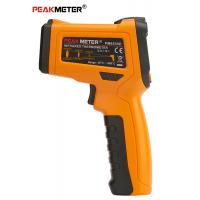 Buy cheap Digital Infrared Probe Thermometer , LCD Display Handheld Infrared Temp Gun from wholesalers