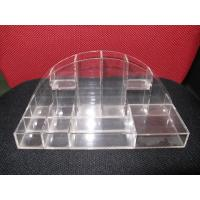 Buy cheap Polishing Acrylic Cosmetic Display Case ,Acrylic Makeup Organizer product