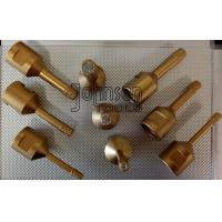 Buy cheap Wax Filled Dry Porcelain Diamond Core Drill Bits 5mm To 70mm Outer Diameter product