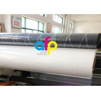 Quality BOPP Transparent Holographic Thermal Lamination Film 26micron Standard/Customized Pattern for sale