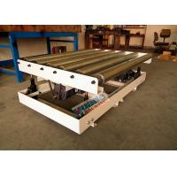 Buy cheap 90 Degree Turn Automated Storage Retrieval System Conveyor Joint For Pallets Changing Direction product