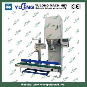 Buy cheap YULONG biomass pellet packing machine product