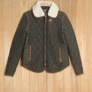 Buy cheap Womens Winter Padded Jacket Fleece Collar ** Stock AMI-24061/112 product