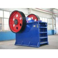 Buy cheap 250 R / Min Jaw Crusher Machine Energy Saving Gold Ore Crushing Machine PE600×900 product