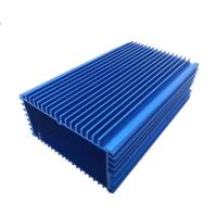 Buy cheap Blue Extrusion Aluminium Enclosures / Electronic Enclosure For Project product