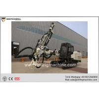 Buy cheap Open Top Hammer and Unique Telescopic Arm Structure DTH Drill Rig Machine product