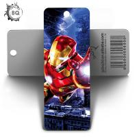 Buy cheap 5.8X15.5CM 3D Lenticular Bookmark With Display For Students / Kids product