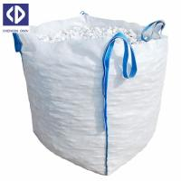 Buy cheap Reliable Fibc Big Bags Packaging Big Bag Full Open UV Stabilization For Mining product