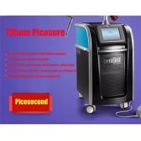 Buy cheap Picosure 532nm / 755nm / 1064nm ND YAG Laser Machine Tatto Removal Machine from wholesalers