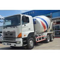 Buy cheap Zoomlion CIFA Hino700 Concrete Mixer Truck Euro 5 Emission Standard Type from wholesalers