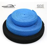 Quality Strong Stretch Elastic Hook And Loop Strap  Adhesive Strips Cool Resistance for sale