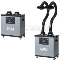 Quality Portable Solder Fume Extractor , Mobile Phone Solder Station Fume Extractor for sale