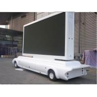 Buy cheap DIP P10 Outdoor Truck Mobile LED Display Panel / Billboard For Advertising product
