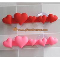 Buy cheap New Heart Toothbrush Holder Bathroom Suction Christmas Gift product