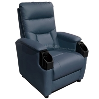 Buy cheap Contemporary Home Theater Sofa Movie Theater Single Or Couple Seats Set product