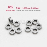 Buy cheap ERIKC Diesel Injector Shim B40 Common Rail Adjust Gasket Kit Spring Washer Shims Size: 1.46-1.64mm for Bosch product