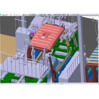 Buy cheap Vehicle Assembly Welding Line Design , Auto Parts Manufacturing Machines product