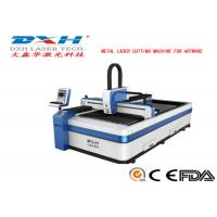 Buy cheap High Speed CNC Metal Laser Cutting Machine For Stainless Steel / Aluminum product