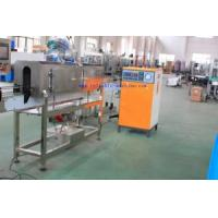 Buy cheap Semi-Automatic Sleeve Labeling Machine with Steam Generator from wholesalers