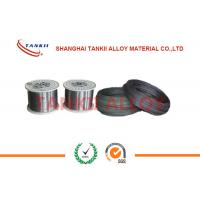 Buy cheap 22 Awg Oxidized Surface Chromel Nisi / Alumel Bare Thermocouple Wire Without Insulation product