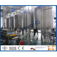 Buy cheap Full Automatic Soft Drink Production Line For Energy Drink Manufacturing Process 3000-20000BPH product