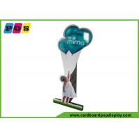 Buy cheap Cardboard Cutouts Standee Display Folded Packing For Advertising AD006 from wholesalers