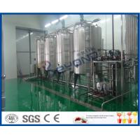 Buy cheap 3000 - 20000 BPH Fruit Juice Processing Line With Fruit Processor Machine product