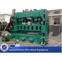 Buy cheap High Speed Expanded Metal Machine No Waste Production 70 Times / Min product