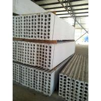 Buy cheap High Strength Hollow Core Concrete Panels For Office Building , Soundproof / Fireproof product