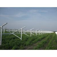 Buy cheap Extruded Aluminum Profiles Aluminium Solar Panel Frame For Ground Solar Mounting System product