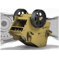 Hydraulic Adjustment Toggle Jaw Crusher 60-120 M³ / H For Sand Stone Crushing