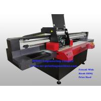 Buy cheap Multifunction Commercial Digital Printer For Glass Balcony Railings / Decoration product
