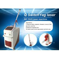 Buy cheap Professional Laser Tattoo Removal Machine from wholesalers