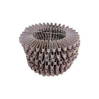 Buy cheap 220V Nichrome FeCrAl Alloy Radiant Heating Element For Furnace product