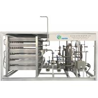 Buy cheap 250M LNG Immersed Pump Skid Mounted Equipment 0.02-1.2MPa 20-40M3/H product