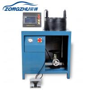 Buy cheap High Pressure Hydraulic Hose Crimping Machine Air Suspension 450V 220V 380V product