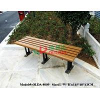 Buy cheap Rotproof Wood Plastic Composite Bench Anti - UV Color Stability No Cracking product