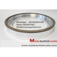 Buy cheap 6A2 Metal diamond cutting chip processing glass  Alisa@moresuperhard.com product