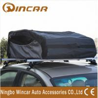 Buy cheap 4x4 Oxford fabric Roof Top Cargo Bag / roof top storage bag for car product