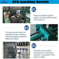 Buy cheap machines for sale apg epoxy resin clamping machine for Medium Voltage Instrument Transformer product