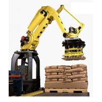 Buy cheap Automatic palletizing manipulator Stacking machine Mechanical arm product
