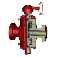 Buy cheap High Performance 2000 - 20000 psi DD / EE / FF API 6A Gate Valve for Oil, Water, Gas product
