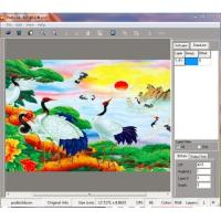 Buy cheap OK3D own developed Offical version 2d to 3D  PSDTO3D101 Lenticular Software for 3d flip morph zoom animation effect product