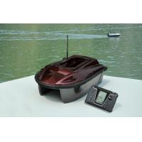 Quality Brown Two Way Wireless Remote Control GPS Bait Boat - Upgraded Edition Of RYH-001B for sale