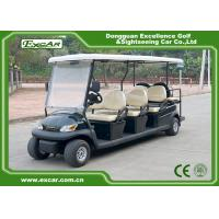 Buy cheap Excar 48V 2 Passenger Electric Sightseeing Bus , Max.Forward Speed 23km/h from wholesalers